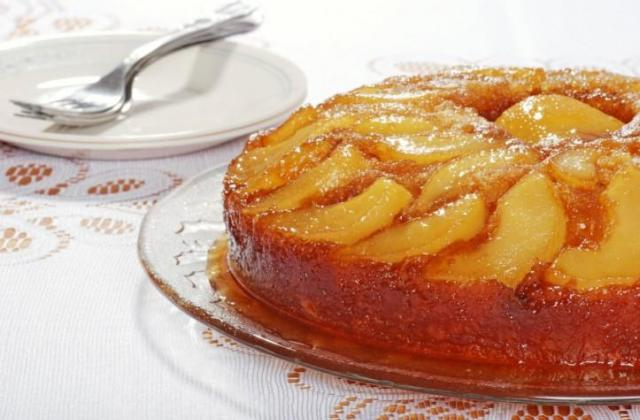Gâteau aux poires - Photo par 750g