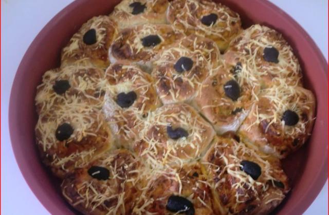 Pizza roulée d'asma - Photo par lady16