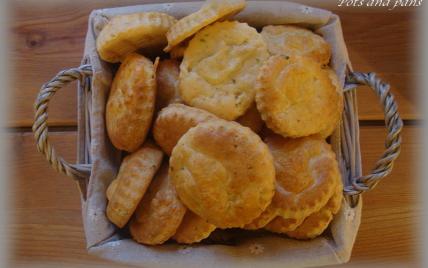 Caerphilly cheese scones - Photo par annecoK