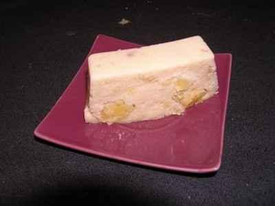 Gâteau de semoule exotique - Photo par chafou
