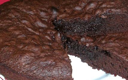 Moelleux au chocolat super facile - Photo par toms