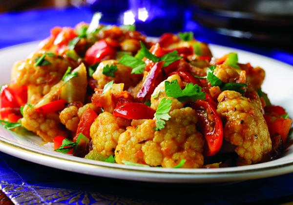 Gratin de légumes au curry - Photo par Patak's