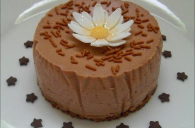 Cheesecake léger au Philadelphia Milka - Photo par imanmi