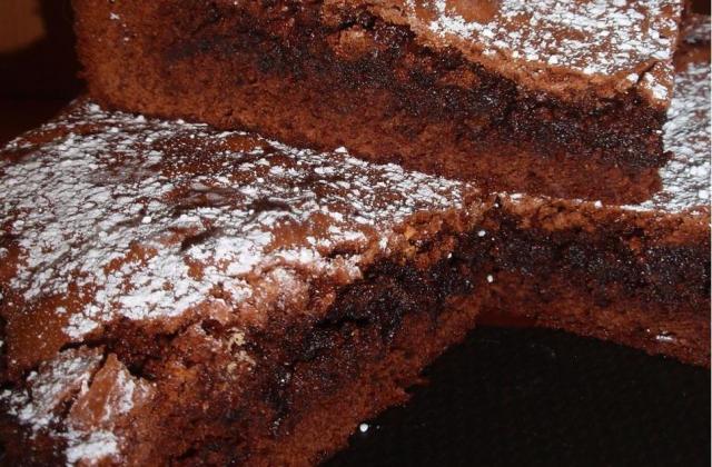 Gâteau au Nesquik pour enfants - Photo par La cuillère aux mille délices
