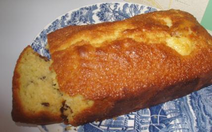 Gâteau au yaourt aux pépites de chocolat - Photo par doamiotdu451