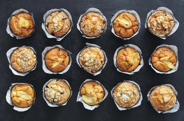 Les 15 recettes de muffins qu'il vous faut - Photo par 750g