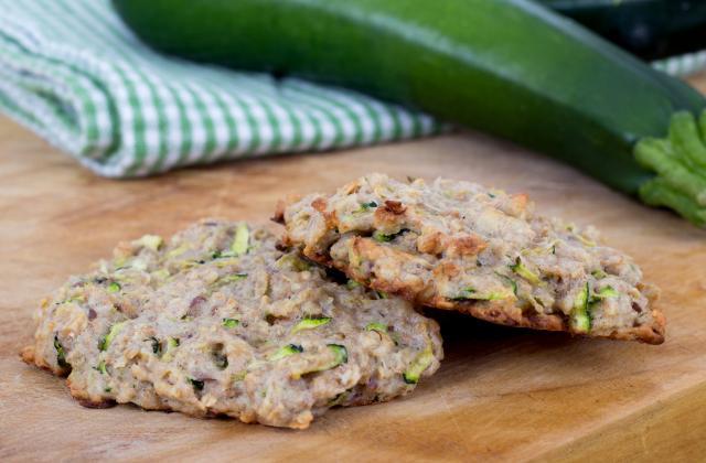 Cookies aux courgettes et à la feta - Photo par 750g