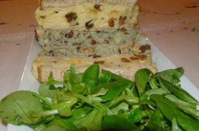 Terrine au fromage maison - Photo par findv