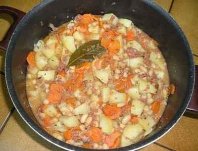 Ragoût de corned-beef - Photo par lerouy