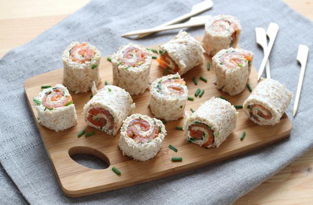 5 idées pour recycler un reste de saumon fumé - Photo par 750g