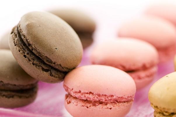Gâteaux façon macarons au café et autres parfums - Photo par Aurél