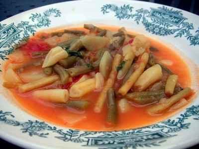 Soupe aux haricots verts - Photo par agastache29