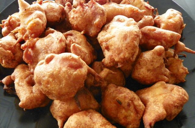 Beignets sucrés ou salés sans oeuf - Photo par sophieunO