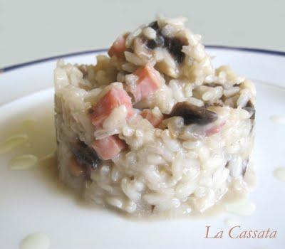 Risotto à la 'castellana' - Photo par M.Sonia