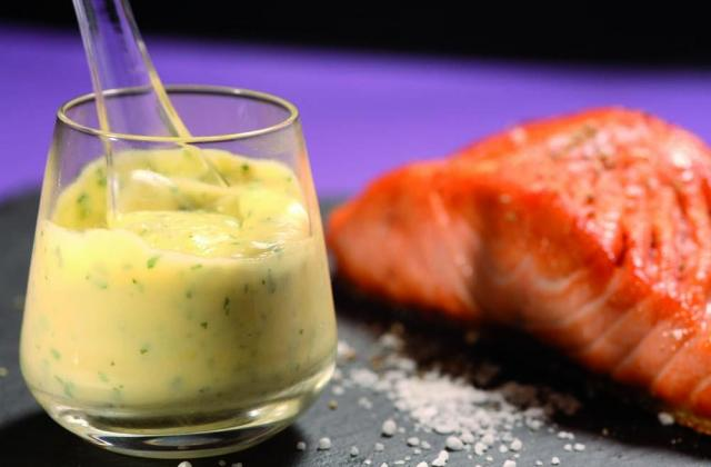 Sauce béarnaise Choron - Photo par Cooking Chef