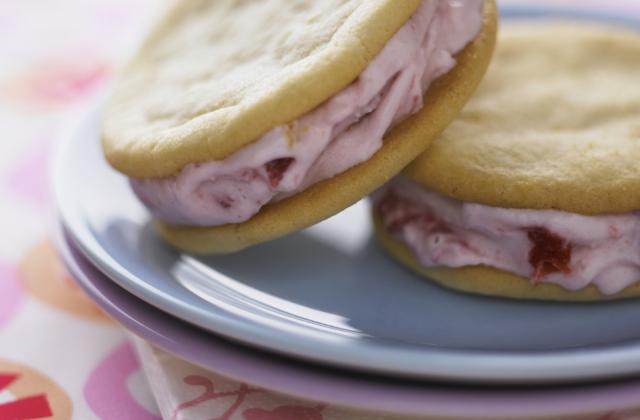 Cookies glacés - Photo par 750g