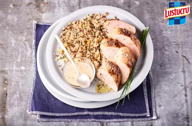 5 recettes faciles et originales au quinoa - Photo par Lustucru Sélection