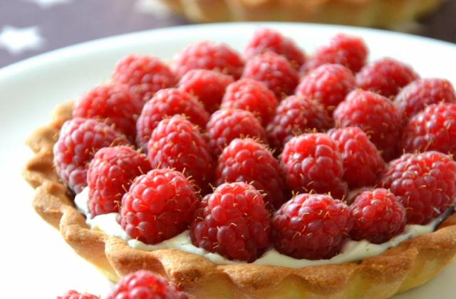 Ces tartes aux framboises que l'on se promet de faire - Photo par lheureQ