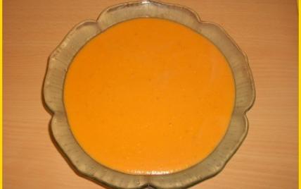 Crème de lentilles corail - Photo par biscottine