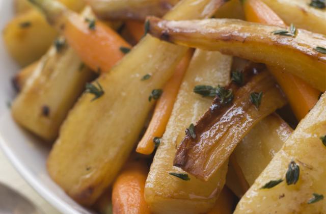 LOCAL et de SAISON : 10 recettes avec les légumes racines - Photo par Marie-Rose Dominguès