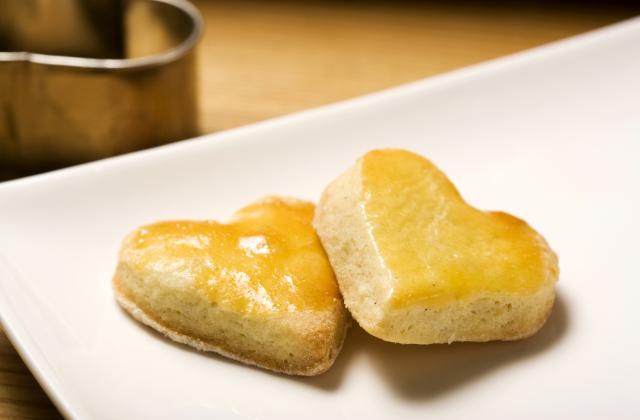 Biscuits des amoureux - Photo par 750g