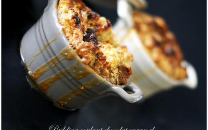 Pudding coulant à la cocotte - Photo par maknat