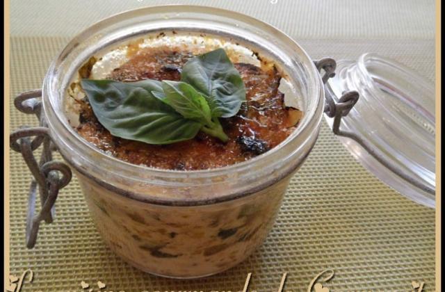 Crème brûlée de courgettes - Photo par 750g