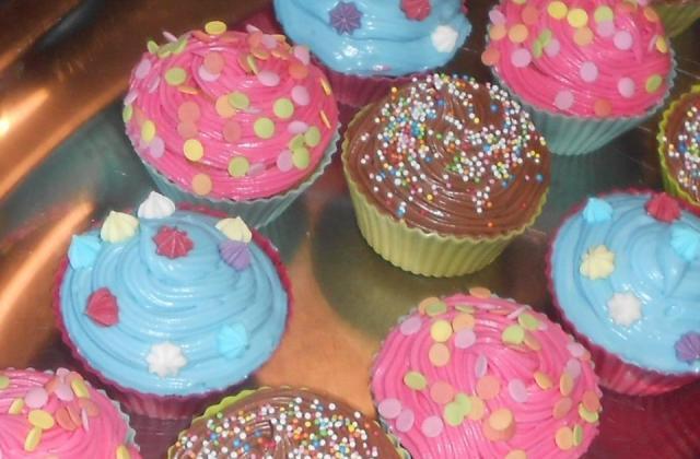 Cupcakes au mascarpone.... - Photo par kiki gateau