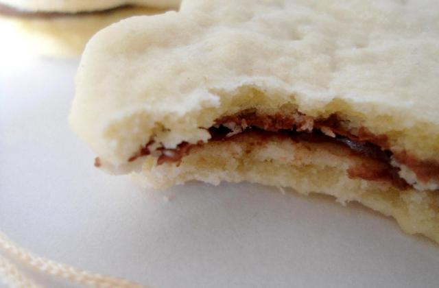 Biscuits fourrés au chocolat - Photo par 29999