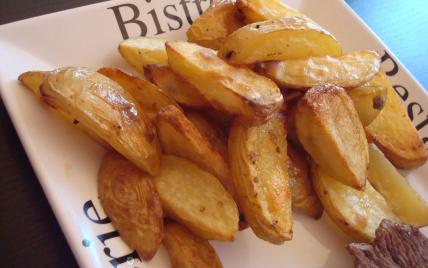 Potatoes maison à l'huile d'olive - Photo par Anaiscuisine