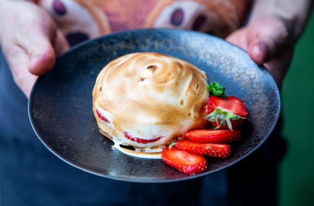 Effet waouh garanti avec ces 12 desserts aux fraises - Photo par 750g