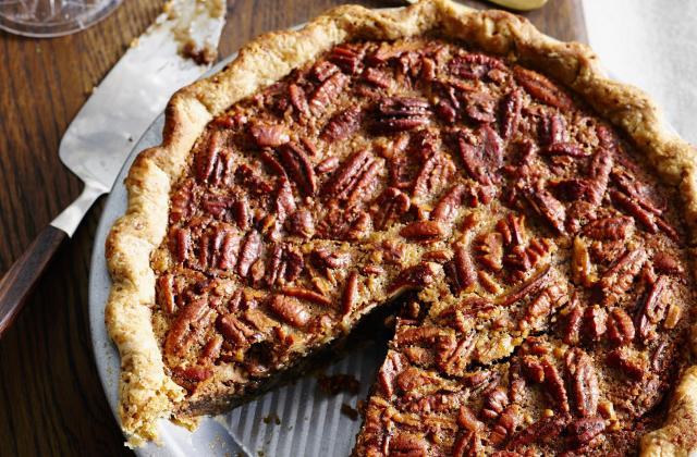 On aime ces 3 tartes aux noix de pécan - Photo par Seeberger