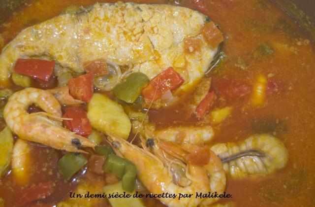 Soupe de poisson à la brésilienne - Photo par malikele