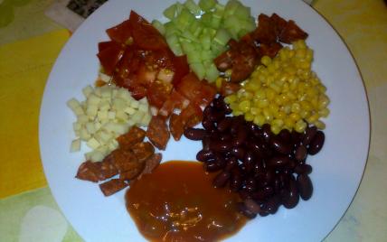 Salade mexicaine - Photo par fsorbi