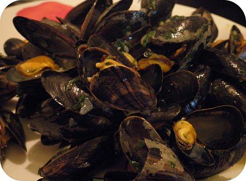 Moules marinières économiques - Photo par mauera