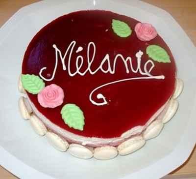 Elle voulait un beau gâteau ! - Photo par sophiegD