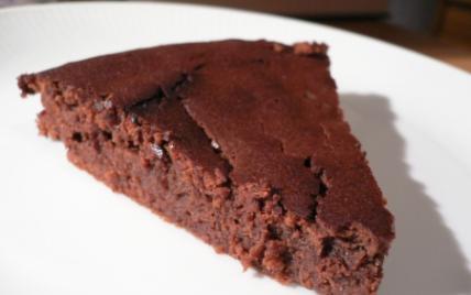 Fondant chocolat crème de marrons - Photo par pouch bouch