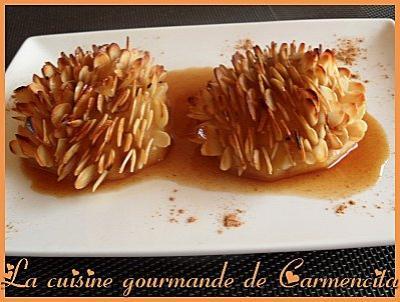 Pommes hérissons - Photo par Carmen