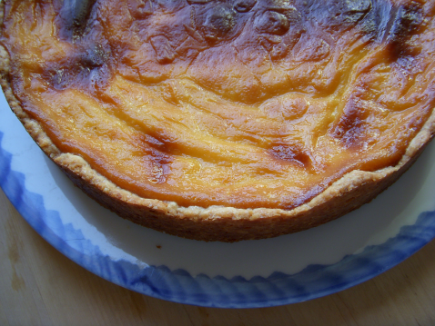 Flan pâtissier inratable - Photo par jojopr