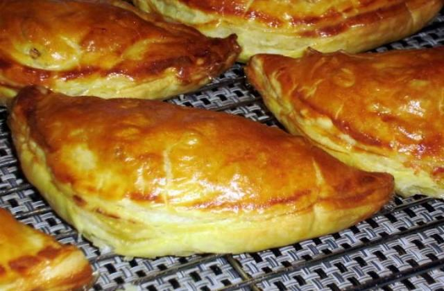 Chaussons poireaux et bacon - Photo par lietarR