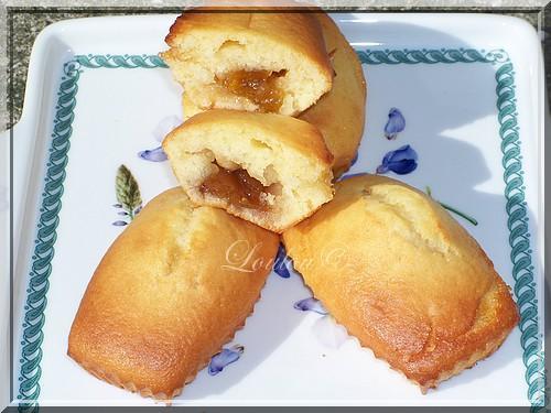 Petits gâteaux yaourt à la mirabelle - Photo par Louloucuisine