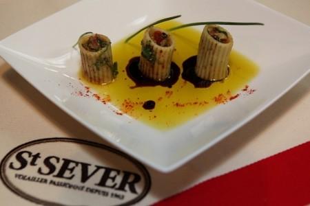 Salade de conchiglioni au poulet - Photo par St SEVER