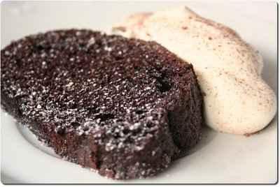 Gâteau Plume - Photo par tankgf