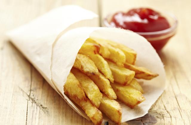 La recette classique des frites - Photo par Pascale Weeks
