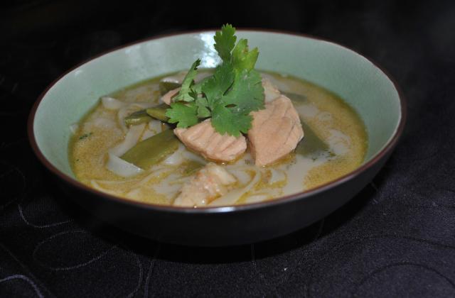 Soupe de poisson facon thaie - Photo par julietH5