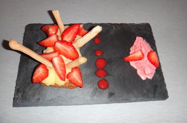 Assiette fraisi gourmande - Photo par raballand