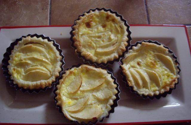 Tartes aux pommes - Photo par 750g