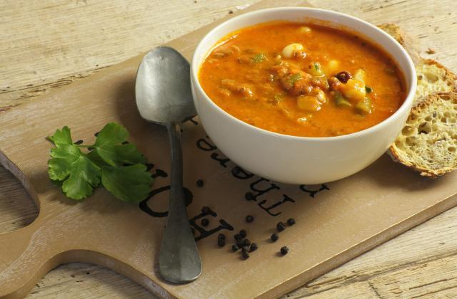 Soupe au pistou - Photo par 750g