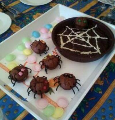 Gâteaux d'Halloween - Photo par emilieit7