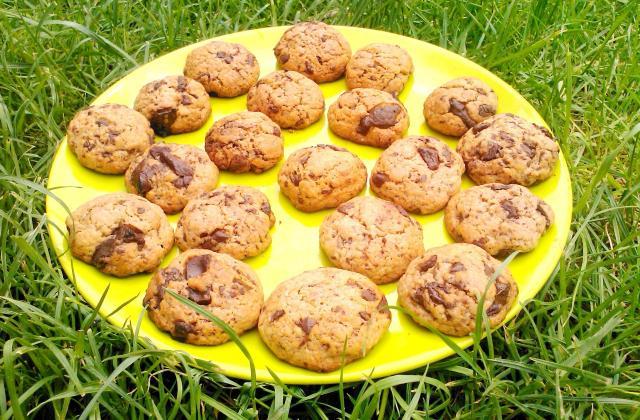 Recette - Cookies moelleux faciles | 750g